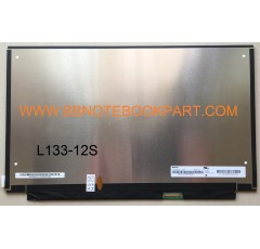 LED Panel จอโน๊ตบุ๊ค ขนาด 13.3 นิ้ว SLIM 30 PIN ไม่มีหู  FULL HD 1920*1080