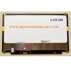LED Panel จอโน๊ตบุ๊ค ขนาด 13.3 นิ้ว SLIM 30 PIN 1920x1080 IPS  แพรซ้าย  LP133WF2 SP L2