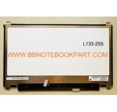 LED Panel จอโน๊ตบุ๊ค ขนาด 13.3 นิ้ว SLIM 30 PIN 1920x1080 IPS แพรขวา  LP133WF2 SPL7
