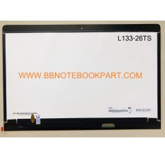 LED Panel จอโน๊ตบุ๊ค ขนาด  13.3 นิ้ว    TOUCH SCREEN   Lenovo Ideapad 710S Plus-1IKB   Full HD IPS