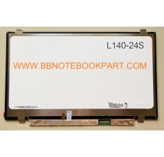 LED Panel จอโน๊ตบุ๊ค ขนาด 14.0 นิ้ว SLIM 30 PIN 1920*1080 หูบน ล่าง  Full HD