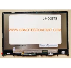 LED Panel จอโน๊ตบุ๊ค ขนาด 14.0 นิ้ว TOUCH SCREEN  Lenovo Yoga 530-14IKB  Full HD