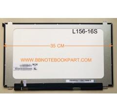 LED Panel จอโน๊ตบุ๊ค ขนาด 15.6 นิ้ว 30 PIN   ( กว้าง 35 cm )   Super Slim