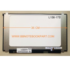 LED Panel จอโน๊ตบุ๊ค ขนาด 15.6 นิ้ว 30 PIN  Full HD  ( กว้าง 35 cm ) Super Slim