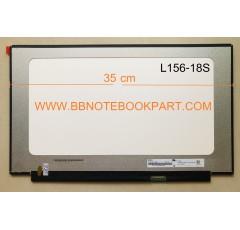 LED Panel จอโน๊ตบุ๊ค ขนาด 15.6 นิ้ว 30 PIN  Full HD  IPS ไม่มีหูยึด   ( กว้าง 35 cm )  Super Slim