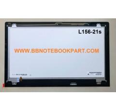 LED Panel จอโน๊ตบุ๊ค ขนาด 15.6 นิ้ว  Lenovo Y700 1920*1080 IPS  พร้อมกระจก  (ไม่มีทัช)