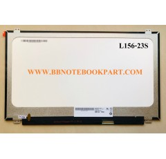 "LED Panel จอโน๊ตบุ๊ค ขนาด 15.6"" Slim Full HD 1920*1080 IPS 144Hz 40 Pin หูบนล่าง B156HAN07.1"
