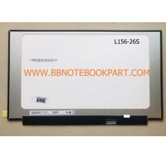 LED Panel จอโน๊ตบุ๊ค ขนาด 15.6 นิ้ว 30 PIN ( กว้าง 35 cm ) Super Slim ไม่มีหู
