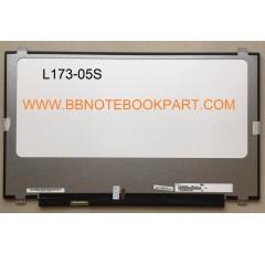 LED Panel จอโน๊ตบุ๊ค ขนาด 17.3 นิ้ว SLIM 40 PIN  FULL HD 1920*1080   120hz
