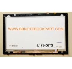 LED Panel จอโน๊ตบุ๊ค ขนาด 17.3 นิ้ว SLIM 30 PIN FULL HD 1920*1080 LED&TOUCH SCREEN  ( Y70-70 )