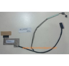 ACER LCD Cable สายแพรจอ Aspire 4736 4735 4935    ( DC02000MQ00 )