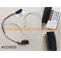 ACER LCD Cable สายแพรจอ Aspire  E5-422 E5-473 E5-473G (30pin)  (DC020025D00 REV: 1.0)