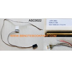 ASUS LCD Cable สายแพรจอ  S300 S300CA S300KI S300K S400 S400CA S400C  (40 pin)  1422-01CY000  DD0XJ7LC000