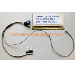 DELL LCD Cable สายแพรจอ Inspiron 14Z 5423   50.4UV05.001