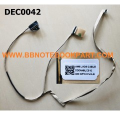 DELL LCD Cable สายแพรจอ  INSPIRON 15-7000  7557  7559​    DD0AM9LC000
