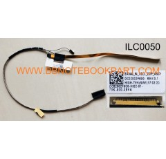 IBM LCD Cable สายแพรจอ  Yoga 710 710-14 710-14IKB 710-14ISK / 710-15 710-15ISK  Version 1   (40pin​)  BIUY3 DC02002F600