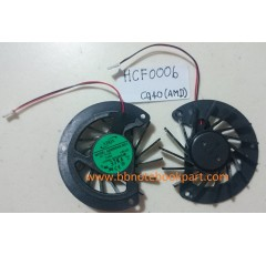 HP COMPAQ  CPU FAN พัดลม Presario CQ40 CQ45  /  DV4  DV4-1000 (AMD CPU)