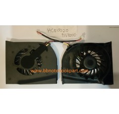 HP COMPAQ  CPU FAN พัดลม Pavilion DV6000 DV6100 DV6200 DV6300 DV6400 DV6500 DV6600 DV6700 DV6800 (AMD)