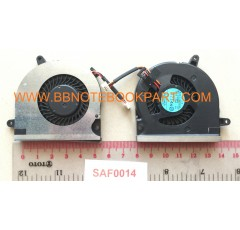 SAMSUNG CPU FAN พัดลม X418 X420 X430 X520 Series