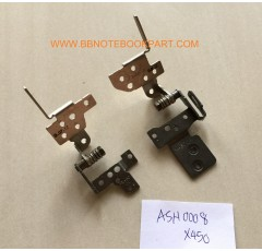 ASUS Hinge บานพับจอ  X450 X450T X450C  Y481C A450 A450C  F450  K450