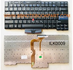 IBM Lenovo Keyboard คีย์บอร์ด  Thinkpad T400S T410 T410I T410S X220